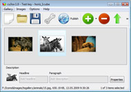 flash photo gallery tutorial mouse Free Flash Swf Photo Gallery